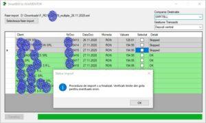 Interfata SmartBill 2 WinMENTOR